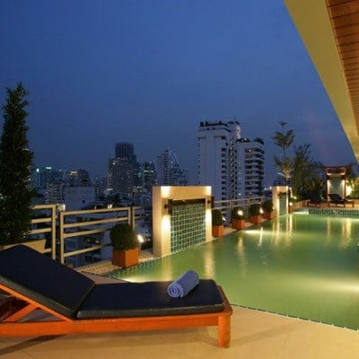 Adelphi Suites Sukhumvit by Compass Hospitality (Deluxe 1-Bedroom Suite)