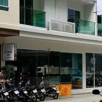 iCheck inn Central Patong (Deluxe)