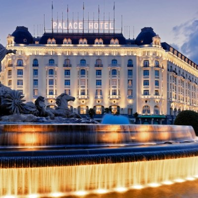 The Westin Palace Madrid (Deluxe)