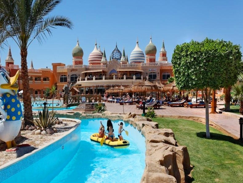 AQUA BLU RESORT SHARM