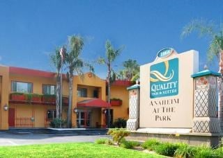 Quality Inn & Suites Anaheim at the Park
