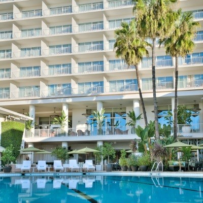 The Beverly Hilton Los Angeles (Deluxe/ Room Only)
