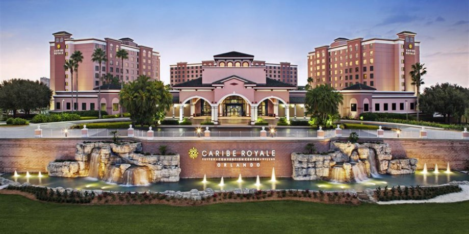CARIBE ROYALE ALL SUITE & CONVENTION CENTER