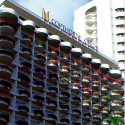 Copthorne King's Hotel Singapore (Deluxe)