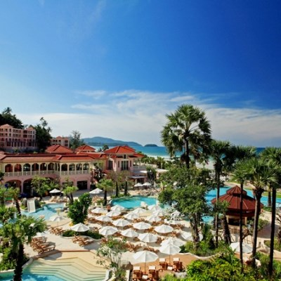 Centara Grand Beach Resort Phuket (Spa Deluxe Ocean Facing)