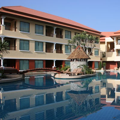 Patong Paragon Resort & Spa (Deluxe/ Room Only)