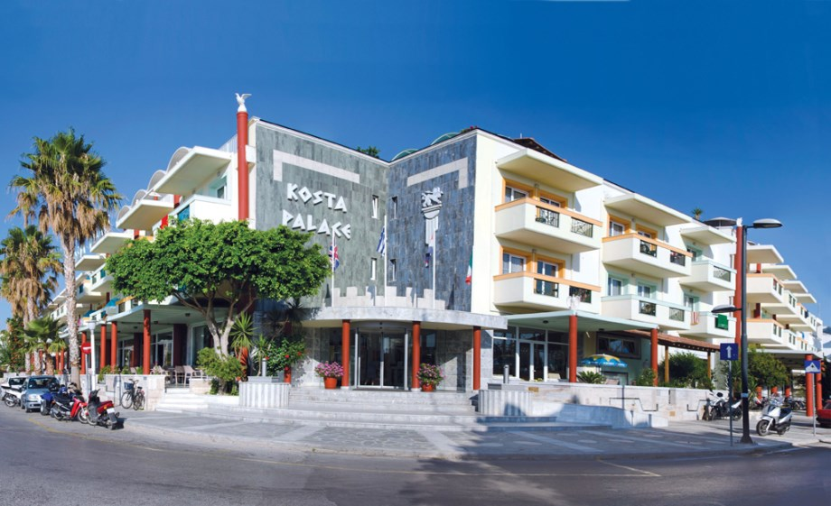 Kosta Palace & Apartments- Kgs