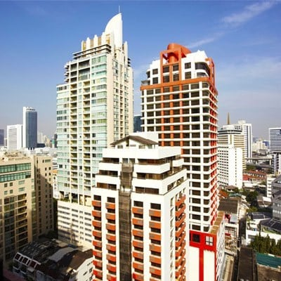 Bandara Suites Silom Bangkok (Business Suite)