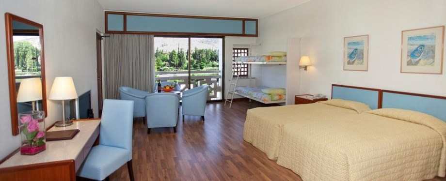 St.Raphael Resort-Family Inland View Room
