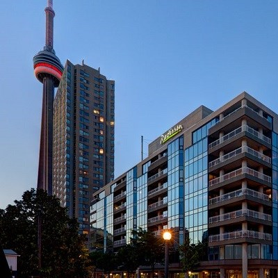 Radisson Admiral Hotel - Toronto Harbourfront (Room Only)