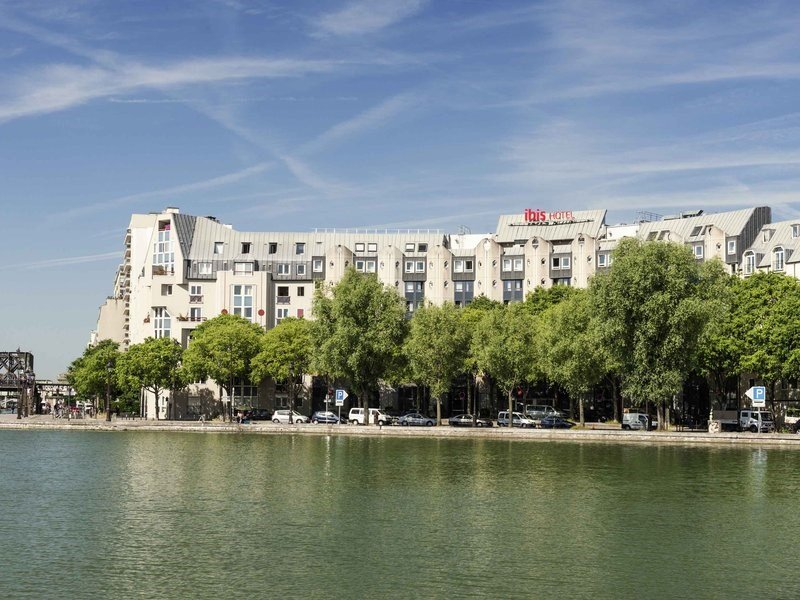 Hotel Ibis Paris La Villette Cite des Sciences 19eme