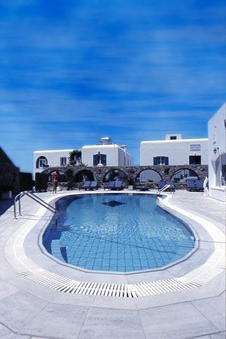 Zannis Hotel-Swimming Pool