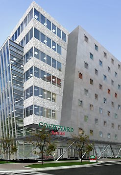 Courtyard Marriott Prague City