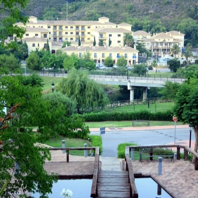 Gran Hotel Benahavis Spa (21km from Marbella)