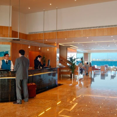 Sercotel Suites del Mar (Junior Suite with Sanarium Circuit & Port View)