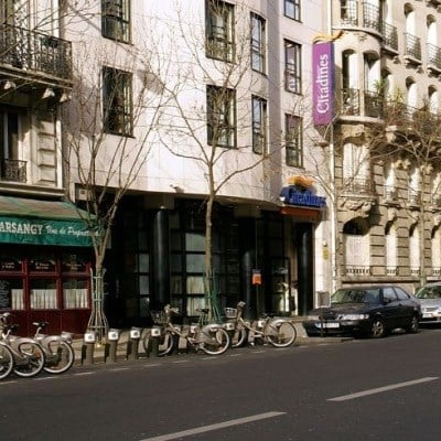 Citadines Republique Paris (Studio/ Room Only)