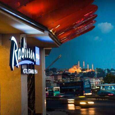 Radisson Blu Istanbul Pera (Superior/ Room Only)