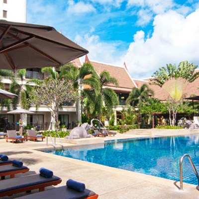 Deevana Patong Resort & Spa (Deluxe with Jacuzzi/ Room Only)