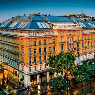 Grand Hotel Wien (Junior Suite/ Minimum 3 Nights)