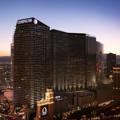 The Cosmopolitan of Las Vegas (City Room/ Room Only/ Minimum 3 Nights)