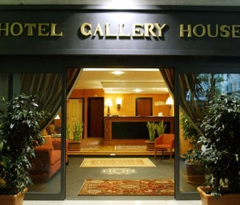 HOTEL GALLERY HOUSE
