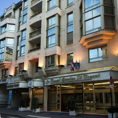 Royal Garden Champs Elysees (1-Bedroom Suite/ Non-Refundable)