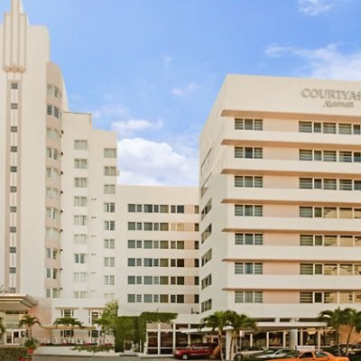 Courtyard Miami Beach Oceanfront (Oceanview/ Room Only)