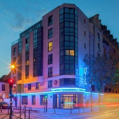 Best Western Allegro Nation Paris (Minimum 3 Nights)