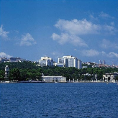 Swissotel The Bosphorus (2-Bedroom Bosphorus View Corner Suite)