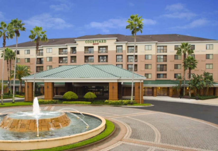 COURTYARD BY MARRIOTT – MARRIOTT VILLAGE LAKE BUENA VISTA