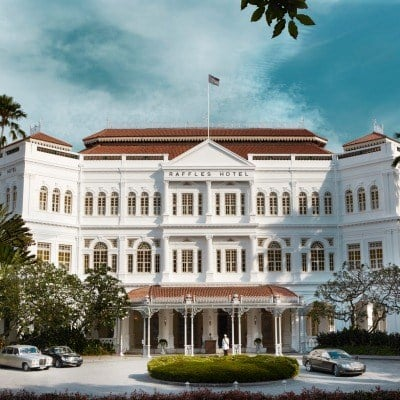 Raffles Singapore (Courtyard Suite)