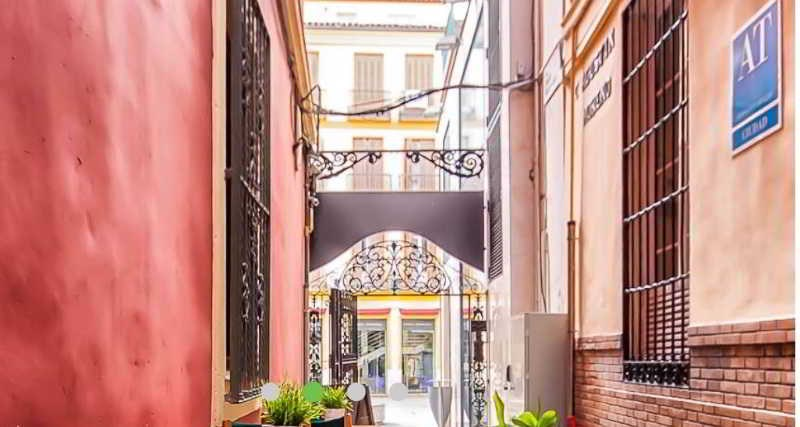 Feel Hostel City Center Malaga