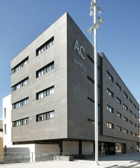 AC SANTS BY MARRIOTT