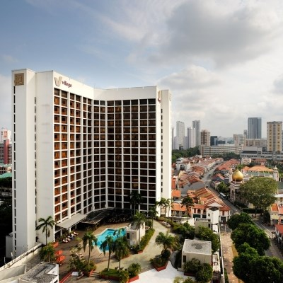 Village Hotel Bugis (Deluxe/ Room Only)