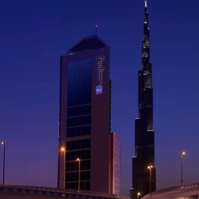 Radisson Blu Hotel Downtown Dubai