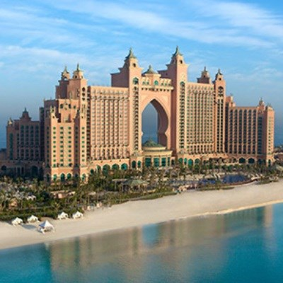 Atlantis The Palm Dubai (Ocean Deluxe/ Half Board)