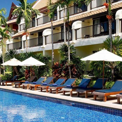 The Blue Marine Resort & Spa, Managed by Centara Hotels & Resorts (Deluxe Ocean Facing)