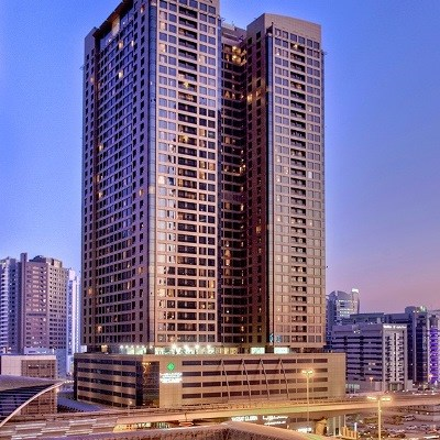 Yassat Gloria Hotel Apartments (Deluxe Suite Sheikh Zayed Road View/ Room Only)