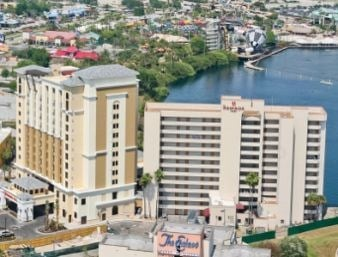 RAMADA PLAZA RESORT & SUITES I