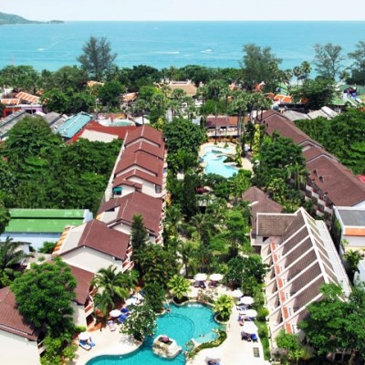 Thara Patong Beach Resort & Spa (Deluxe)