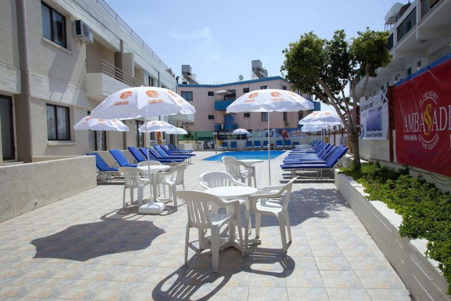 Paloma Hotel Apartments