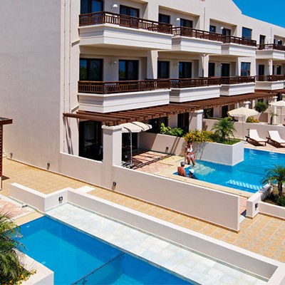 Asterion Beach Hotel & Suites (Superior Side Sea View)