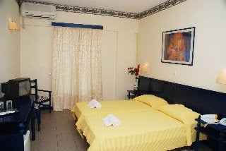 Miro Zante Royal Resort & Waterpark bedroom