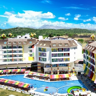 Ramada Resort Side (All Inclusive/ 60km from Antalya)