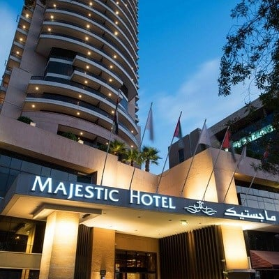 Majestic Hotel Tower (Classic/ Room Only)