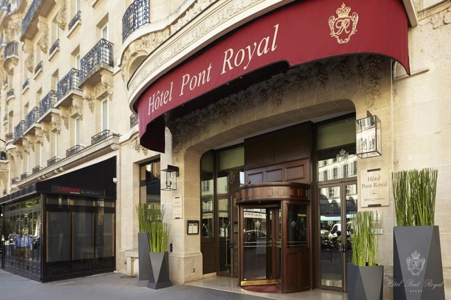 Pont Royal Saint Germain Hotel