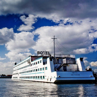 Amstel Botel (Non-Refundable)
