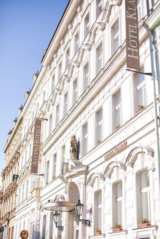 BOUTIQUE HOTEL KLAROV PRAGUE
