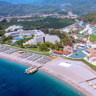 Rixos Premium Tekirova (Sea View/ All Inclusive/ 65km from Antalya)
