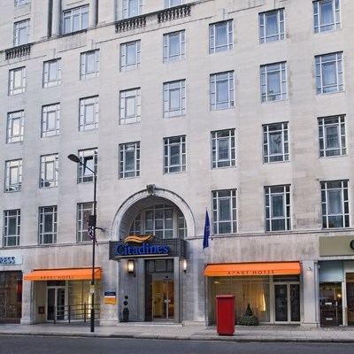 Citadines Holborn-Covent Garden London (Studio/ Room Only)